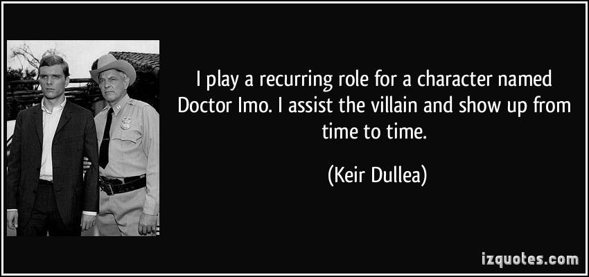 Keir Dullea's quote #1