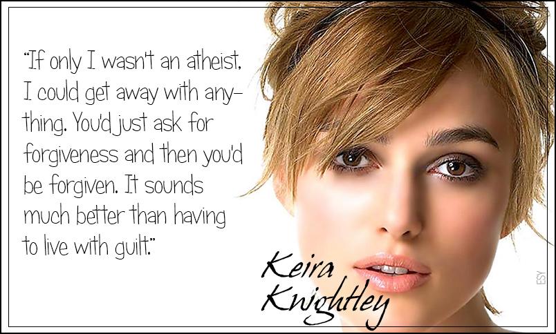 Keira Knightley's quote #7