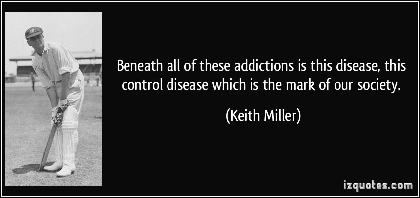 Keith Miller's quote #8