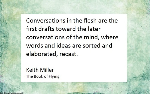 Keith Miller's quote #1
