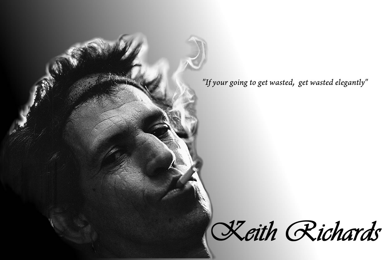 Keith Richards quote #1