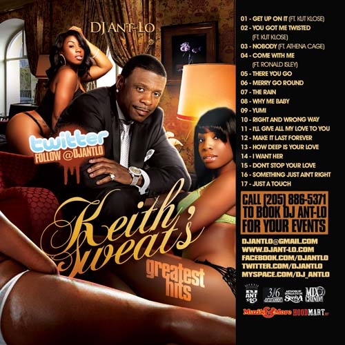 Keith Sweat's quote