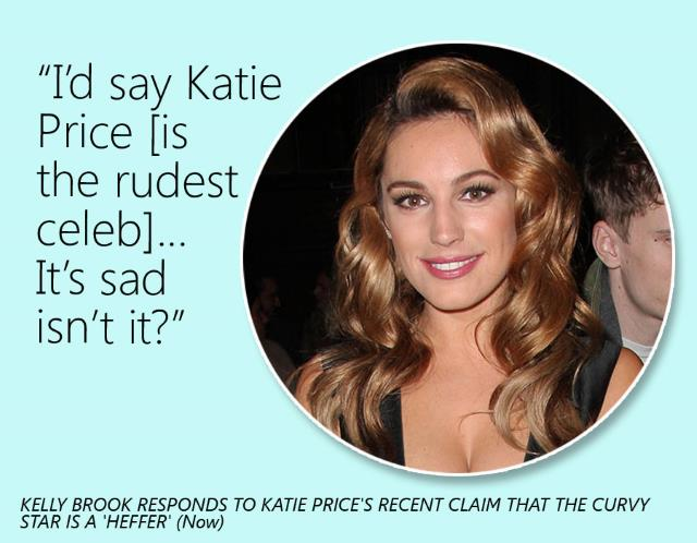 Kelly Brook's quote #7
