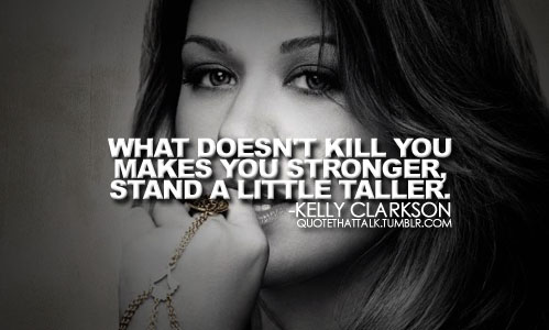 Kelly Clarkson's quote #7
