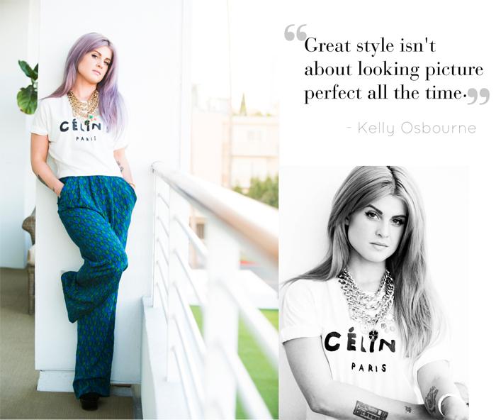 Kelly Osbourne's quote #3