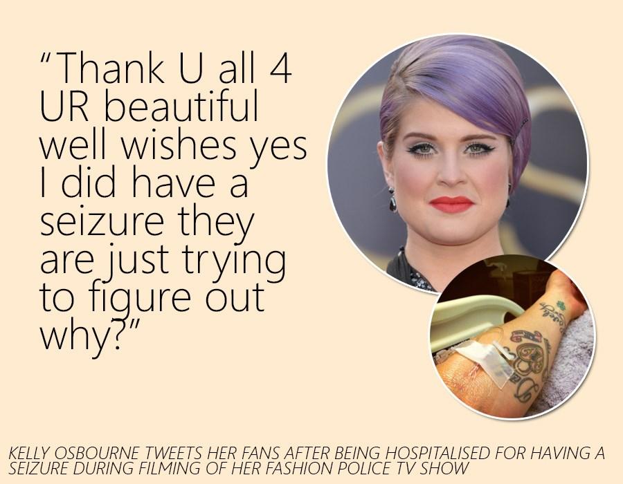 Kelly Osbourne's quote #6