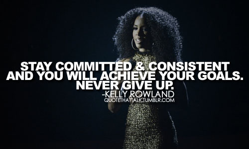 Kelly Rowland's quote #2