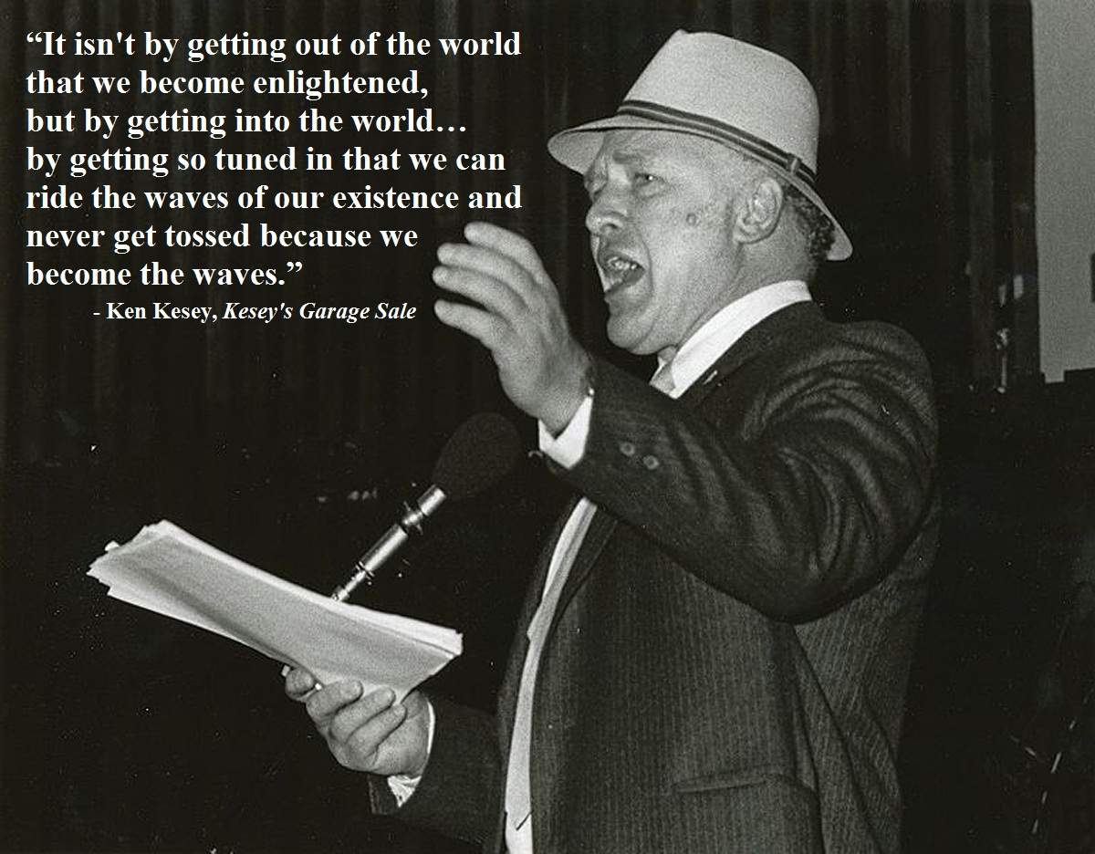 Ken Kesey's quote #4