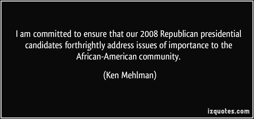 Ken Mehlman's quote #4