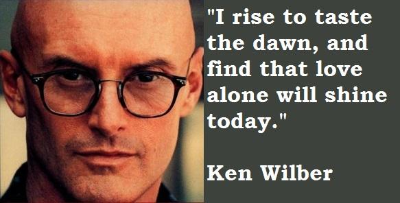 Ken Wilber's quote #3
