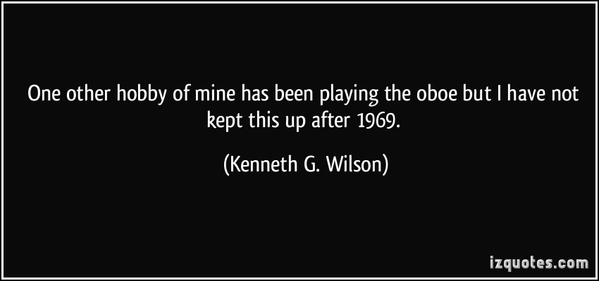 Kenneth G. Wilson's quote #1