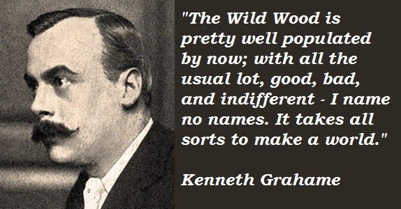Kenneth Grahame's quote #8
