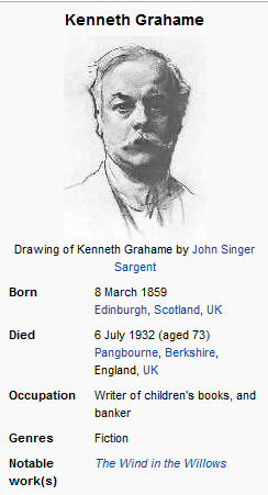 Kenneth Grahame's quote #1