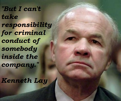 Kenneth Lay's quote #4