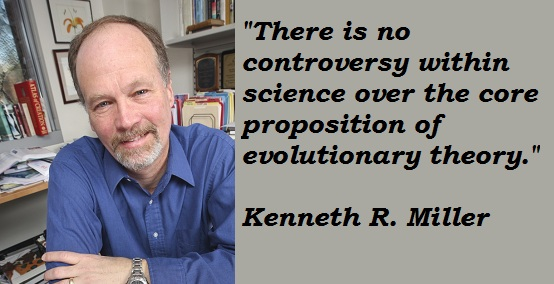 Kenneth R. Miller's quote #8
