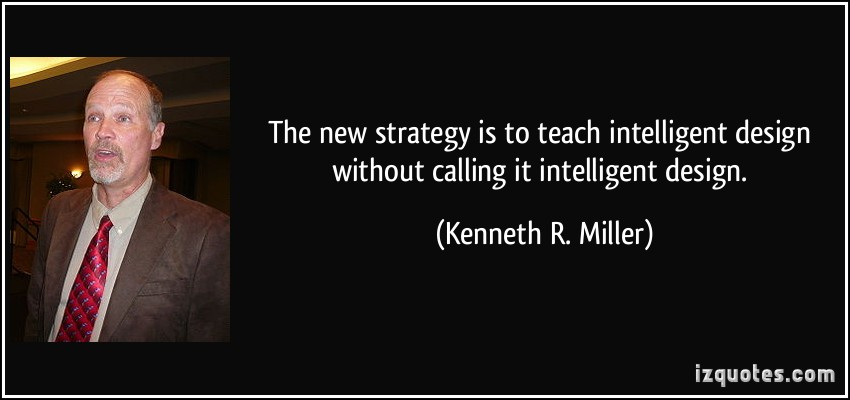 Kenneth R. Miller's quote #7