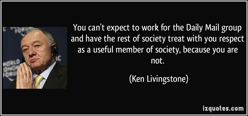 Kenneth Robert Livingstone's quote #8