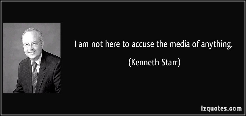 Kenneth Starr's quote #1