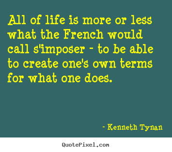 Kenneth Tynan's quote #4