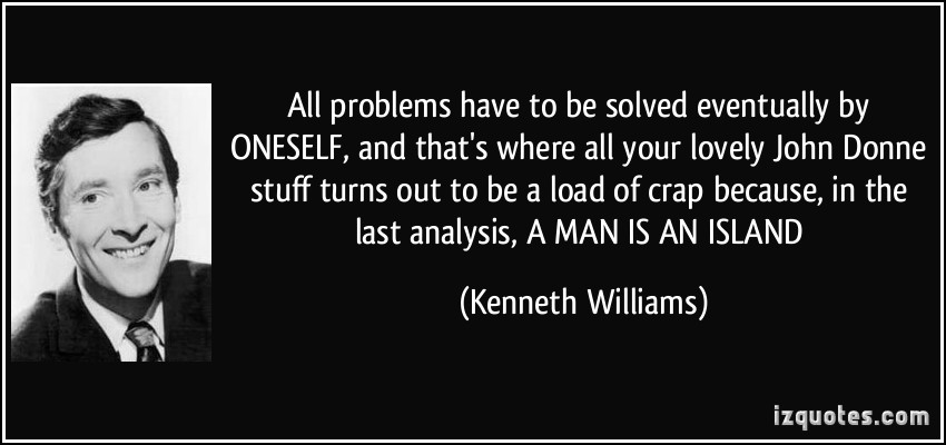 Kenneth Williams's quote #6