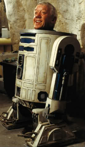 Kenny Baker's quote #5