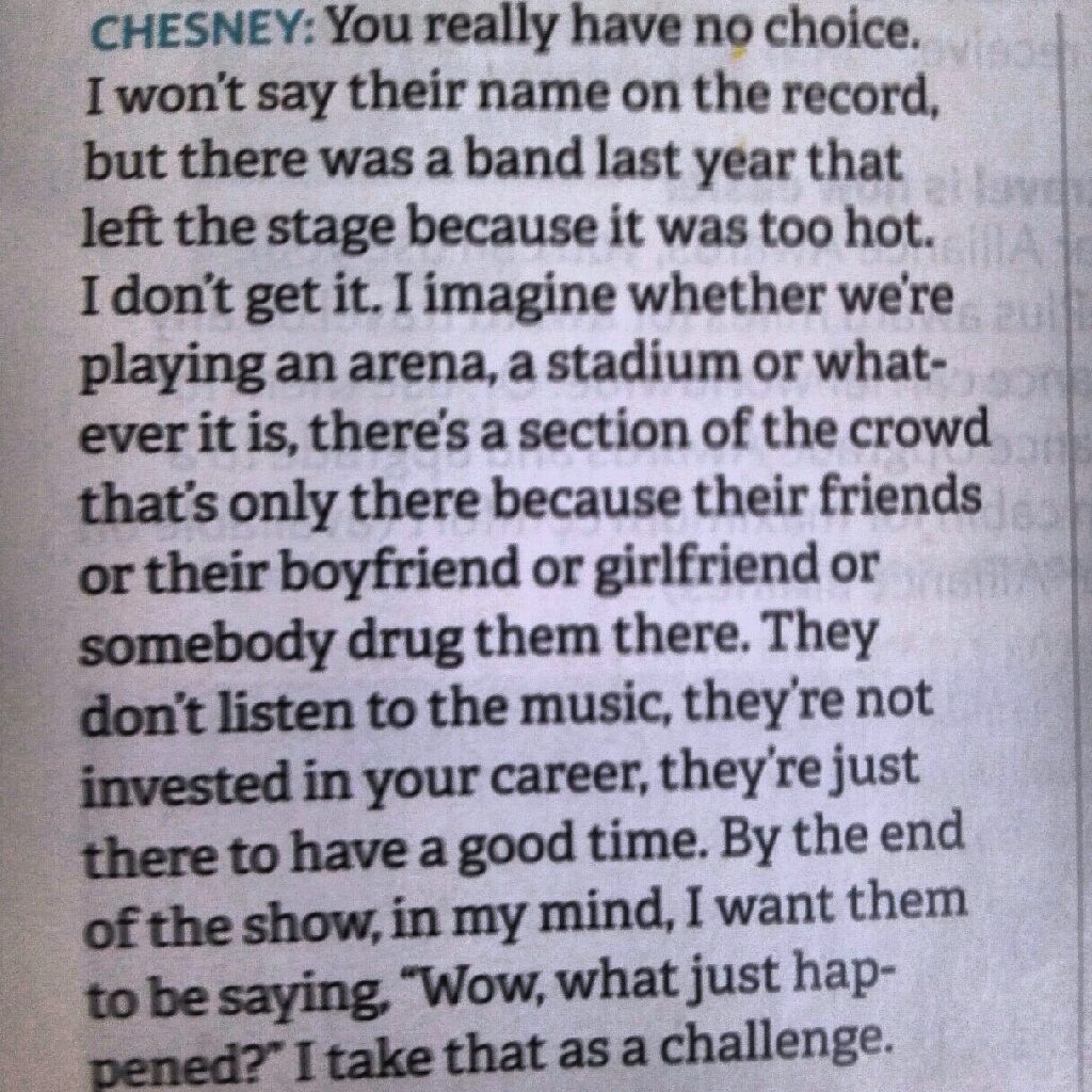 Kenny Chesney's quote #5