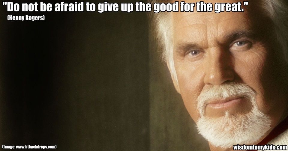 Kenny Rogers's quote #2