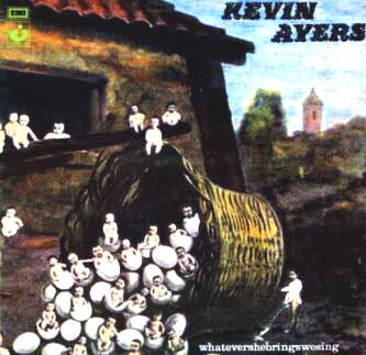 Kevin Ayers's quote #3