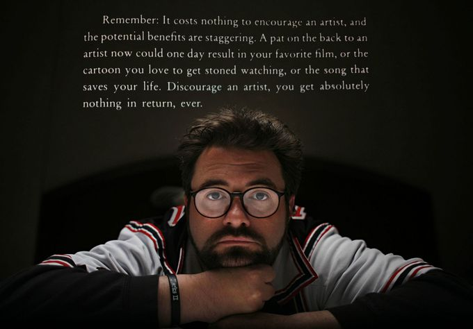 Kevin Smith's quote #4