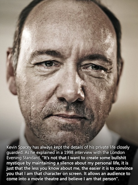 Kevin Spacey's quote #7