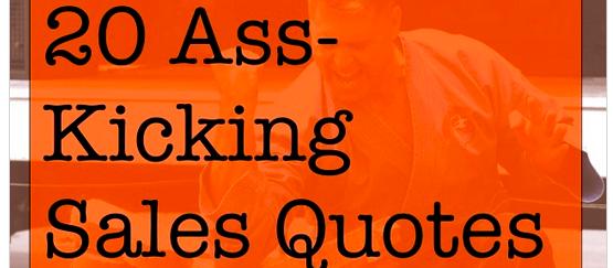 Kicking quote #2