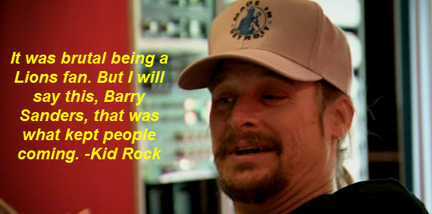 Kid Rock's quote #1