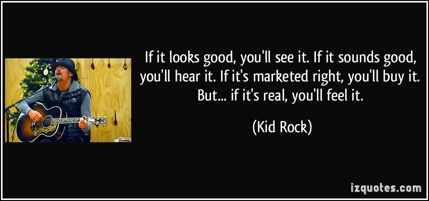 Kid Rock's quote #2