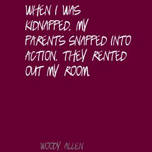 Kidnapped quote #2