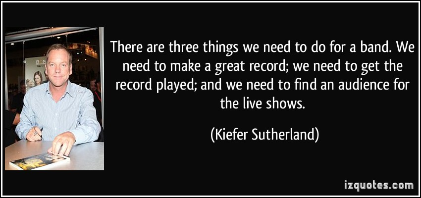 Kiefer Sutherland's quote #2