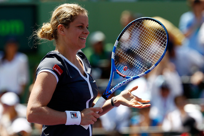 Kim Clijsters's quote #7