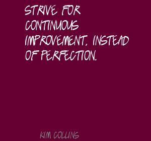 Kim Collins's quote #6