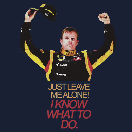 Kimi Raikkonen's quote #6