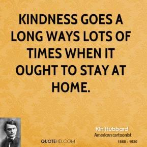 Kin Hubbard's quote #3