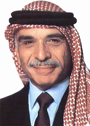 King Hussein's quote