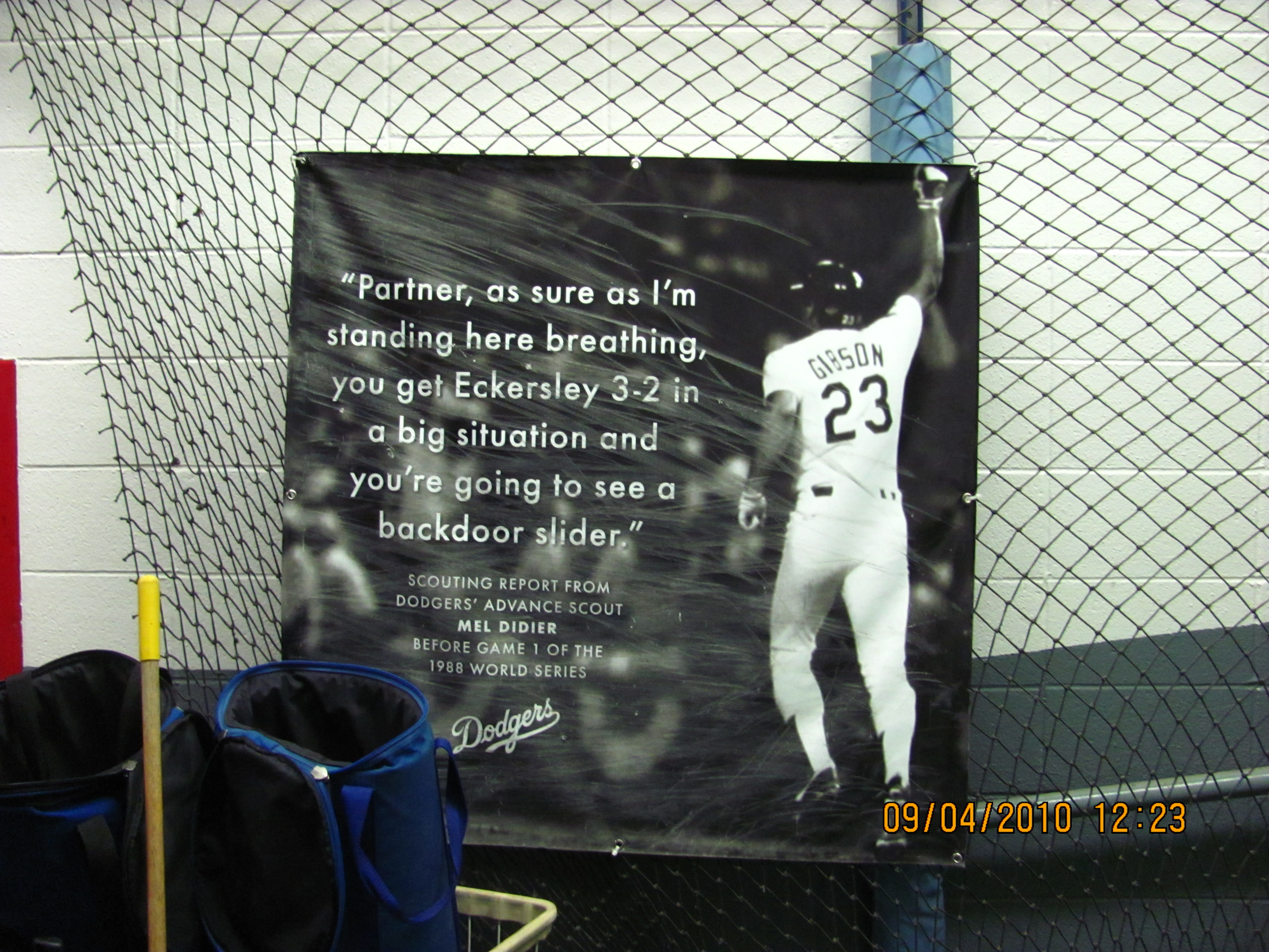 Kirk Gibson's quote #3