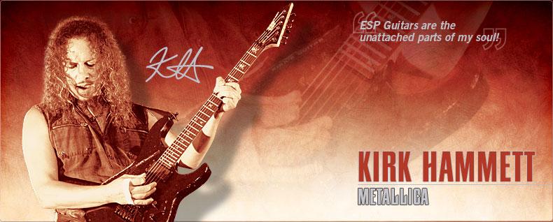 Kirk Hammett's quote #4