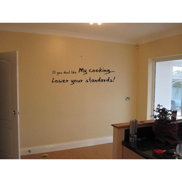Kitchen quote #7
