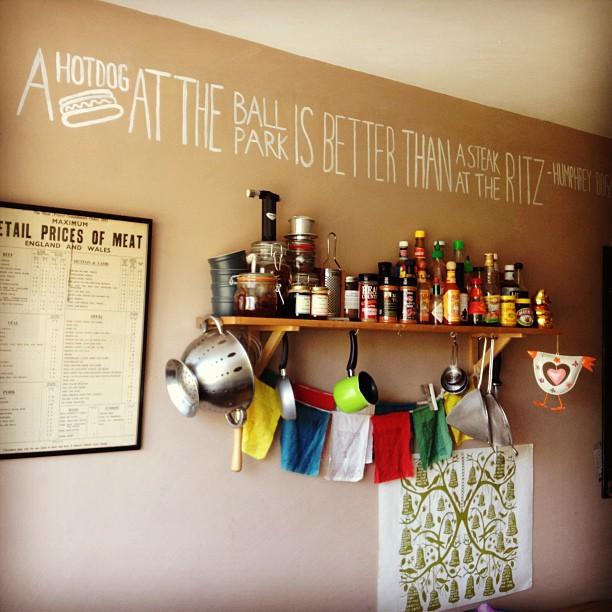 Kitchen quote #1