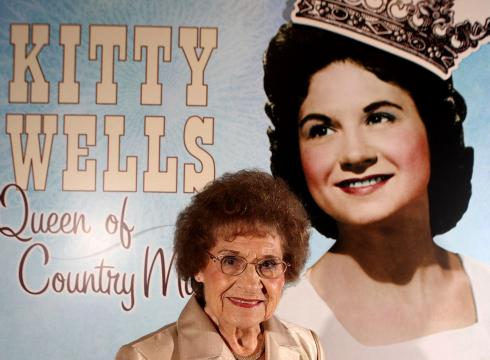 Kitty Wells's quote #3