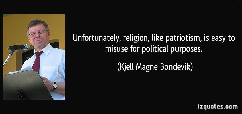 Kjell Magne Bondevik's quote #5