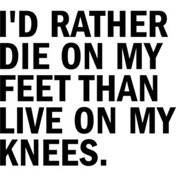 Knees quote #4