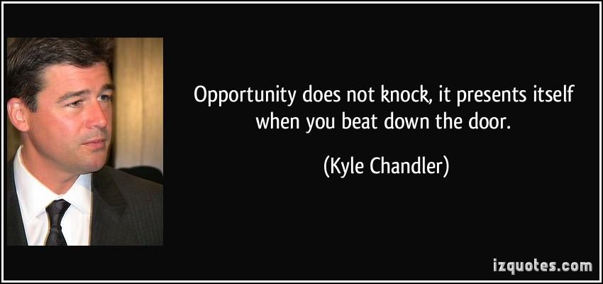 Knock quote #2