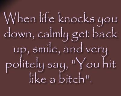Knocks quote #2