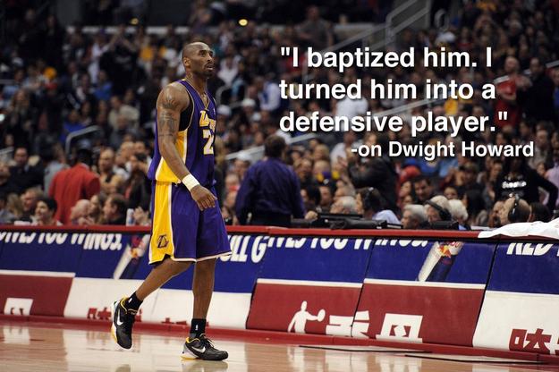 Kobe Bryant quote #2